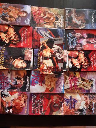 16 novelas románticas