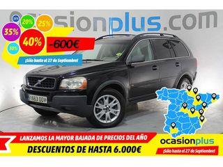 Volvo XC90 2.5 T Summum 154 kW (210 CV)