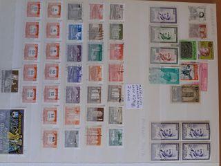 sellos extranjeros