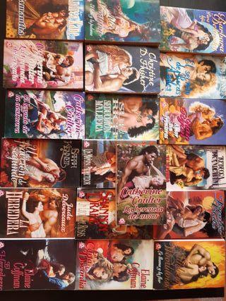 37 novelas románticas