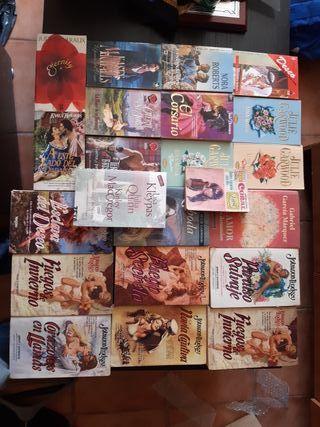 21 novelas románticas