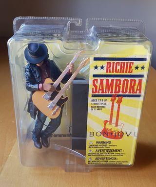 Lote Fig. Richie Sambora + Band. Metallica+Maiden