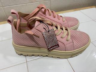 Zapatillas niña Camila's Rosa