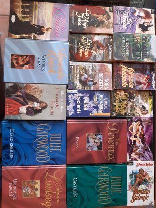 17 novelas románticas