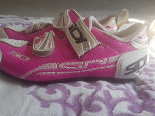 Zapatillas triatlón/ciclismo Sidi t4 mujer