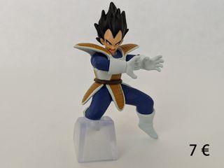 Figura de Dragon Ball Z Gashapon HG+ (Vegeta)