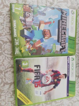 Xbox 360+ Juegos+ 1 Mando