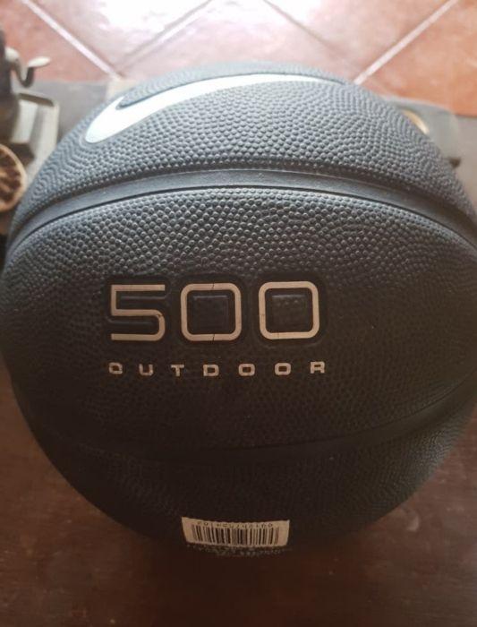 Balón de baloncesto Nike 500 negro. Raro
