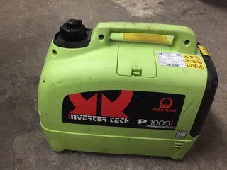 Generador Inverter Pramac 1000w