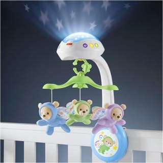 Carrusel para cuna Fisher Price