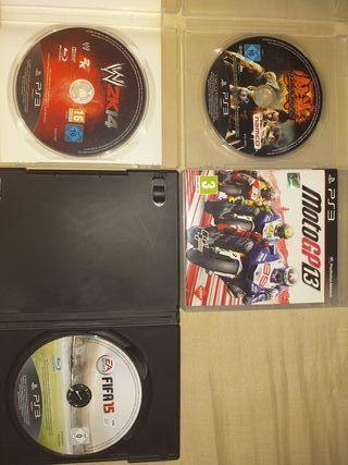 juego ps3, PlayStation 3 o play 3