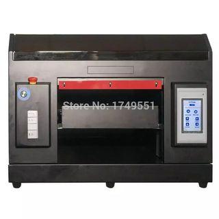 impresora uv a3 para rigidos ,4 meses de uso