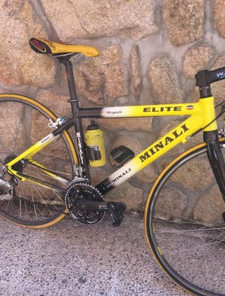Bicicleta carretera Elite Minali