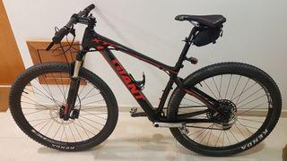 Bici Giant xtc carbono 29