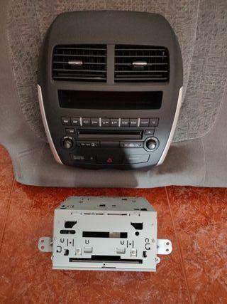 Panel frontal y unidad d control CD Mitsubishi ASX
