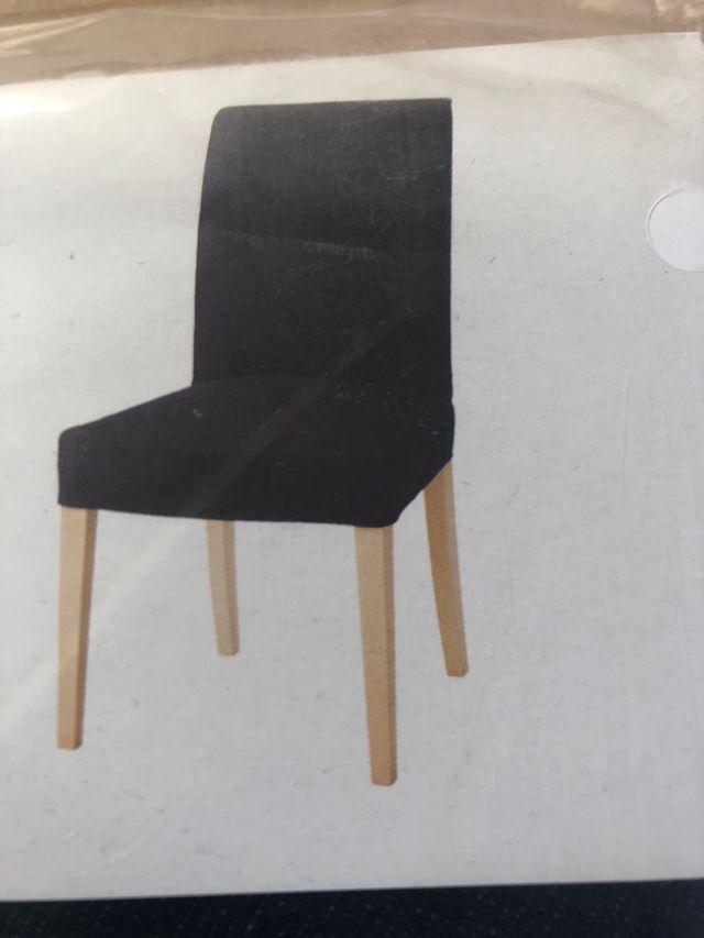 Fundas 4 sillas Ikea Henriksdal