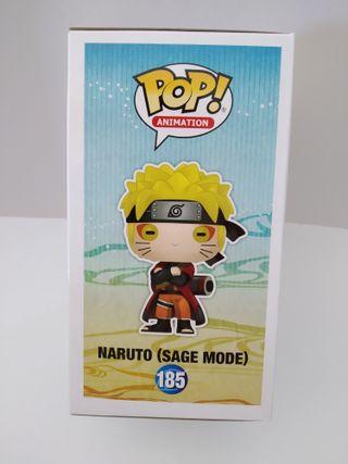 Funko POP Naruto Shippuden - 185 Naruto exclusivo.