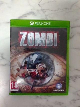 juego Xbox one Zombi