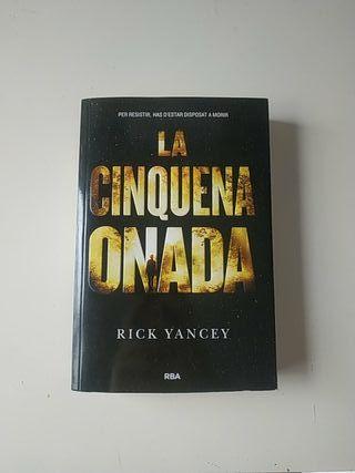 Libro juvenil 'La Cinquena Onada'