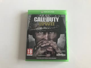 Juego CALL OF DUTY WWII XBOX One
