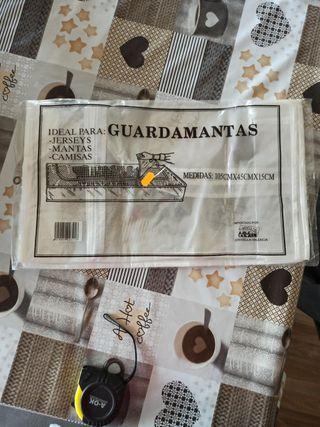 bolsa guardamantas 105*45*15