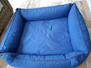 cama para perro mediano