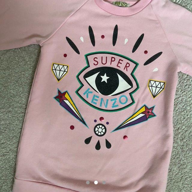 Kenzo baby girl dress