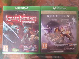 Vendo o cambio de Xbox one