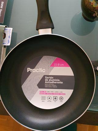 SARTEN PRACTIC 22 CM