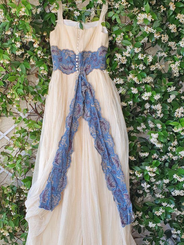 Vestido novia de la marca Friki