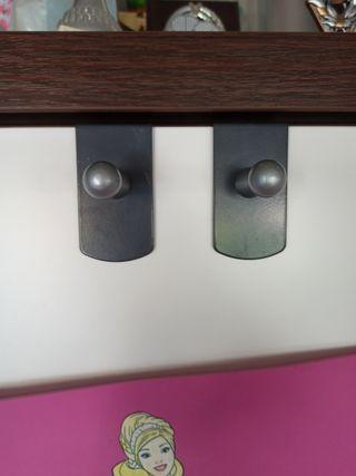 colgadores puerta