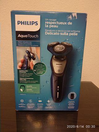 Máquinilla de afeitar Philips Aquatouch