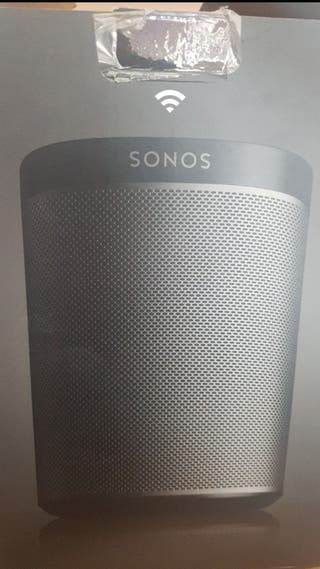 Sonos PLAY:1 Compact Wireless Smart Speaker
