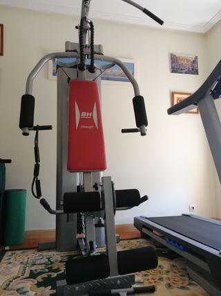 Máquina musculacion BH