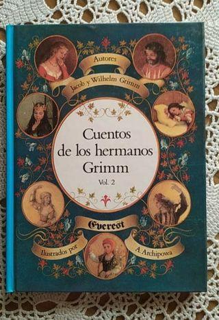 CUENTO DE LOS HERMANOS GRIMM