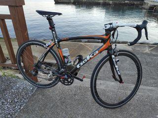 Bici carretera Goka One1 carbono