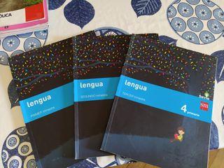 Libros Cuarto Primaria Lenguaje