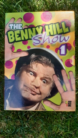 DVD The Benny Hill show