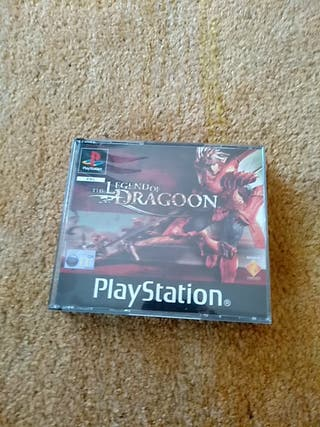 The Legend Of Dragon PS1