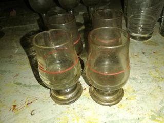 Tazas y vasos antiguos