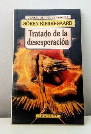 Tratado de la desesperación, Kierkegaard