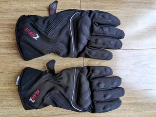 guantes de moto - calefactables