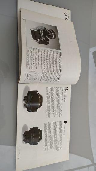 Catálogo objetivos Nikkor by Nikon