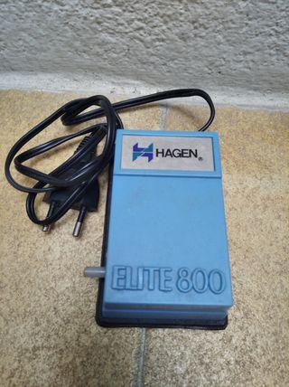 Compresor de aire para acuarios HAGEN