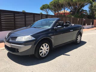 Renault Megane Descapotable 2006