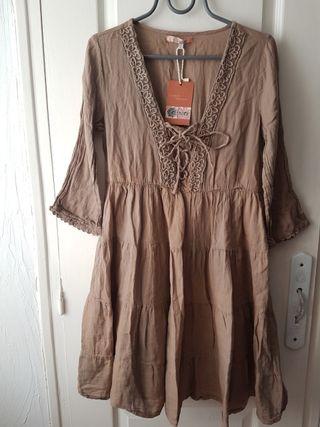 robe bohème d'été 24neuve
