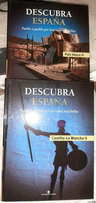 Enciclopedia Descubra España nueva a estrenar