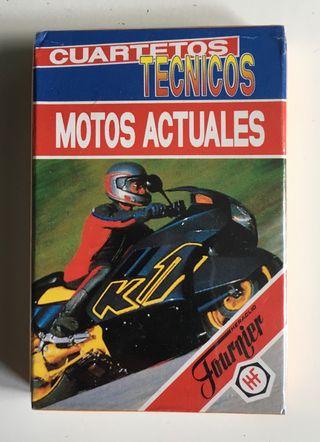Cartas de motos H. Fournier 1993