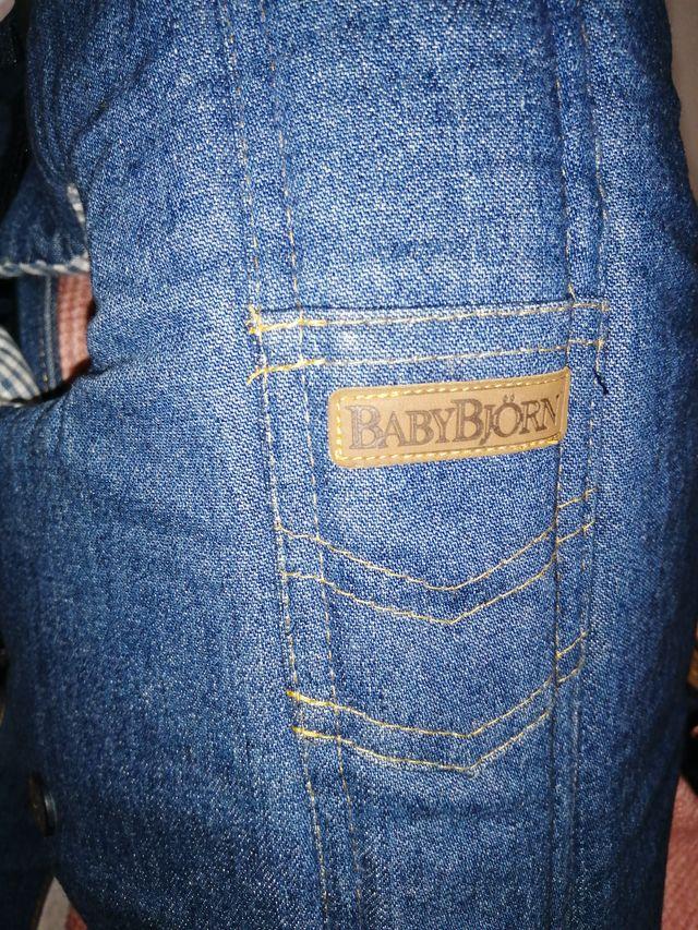 Portabebé BabyBorn jeans