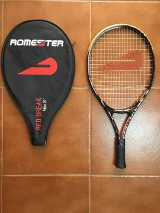 Raqueta de tenis. Niños
